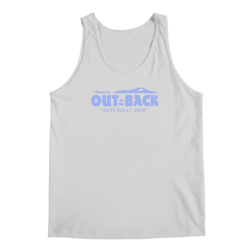 THE GAFFER! Men's Regular Tank by THE DUDES IN BLUE SHOP