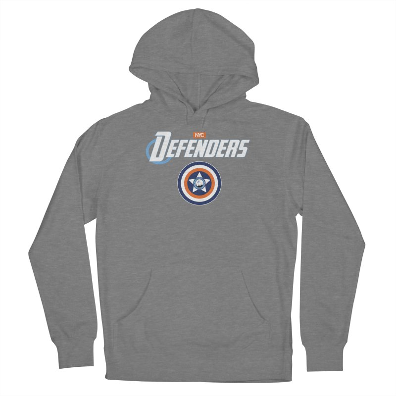 D-FENCE! Women's Pullover Hoody by THE DUDES IN BLUE SHOP