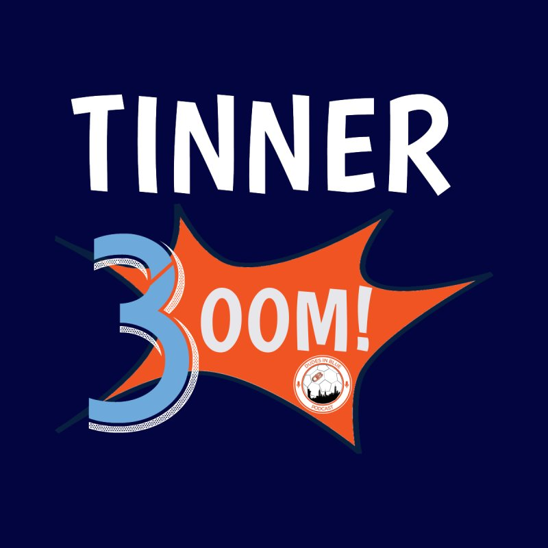 HERE COMES THE TINNER-BOOM! None  by THE DUDES IN BLUE SHOP