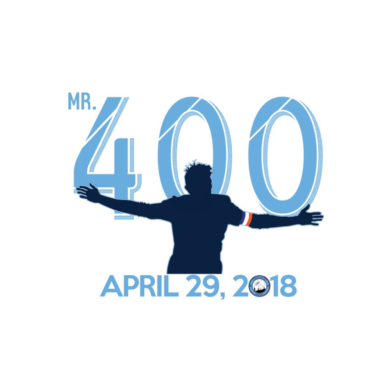 MR. 400! by THE DUDES IN BLUE SHOP