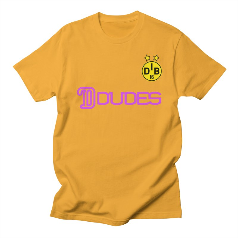 DIB/BVB Men's Regular T-Shirt by THE DUDES IN BLUE SHOP