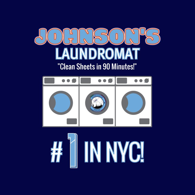 JOHNSON'S LAUNDROMAT   by THE DUDES IN BLUE SHOP