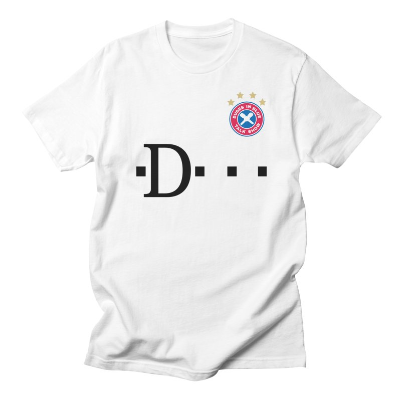 D-MOBILE! Men's T-Shirt by THE DUDES IN BLUE SHOP