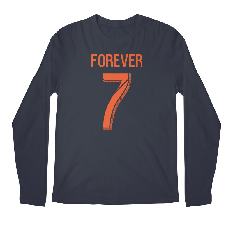 FOREVER SEVEN COLLECTION-SECONDARY 2 Men's Regular Longsleeve T-Shirt by THE DUDES IN BLUE SHOP