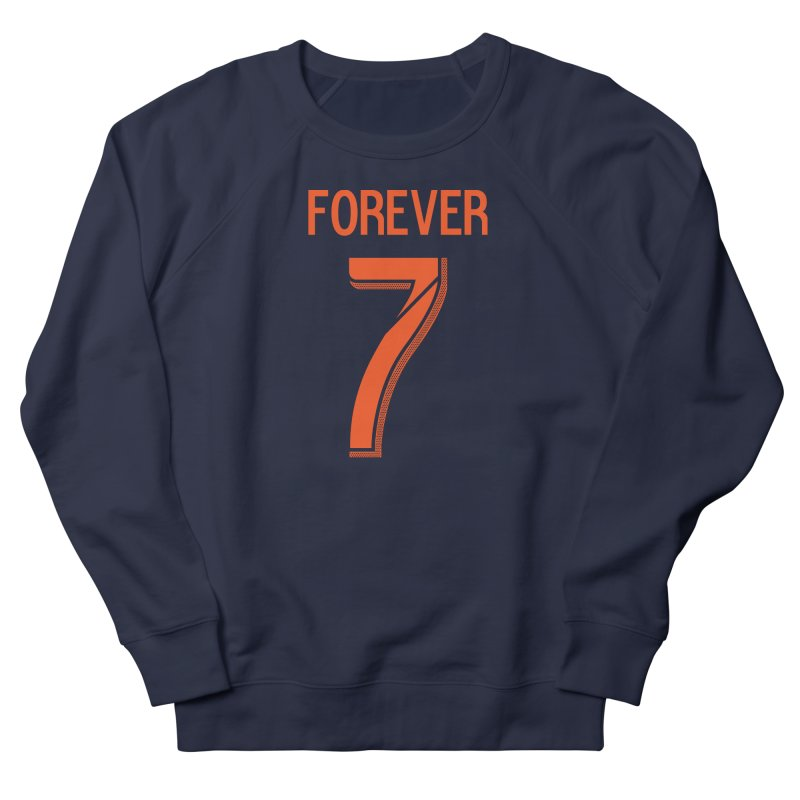 FOREVER SEVEN COLLECTION-SECONDARY 2 Women's French Terry Sweatshirt by THE DUDES IN BLUE SHOP