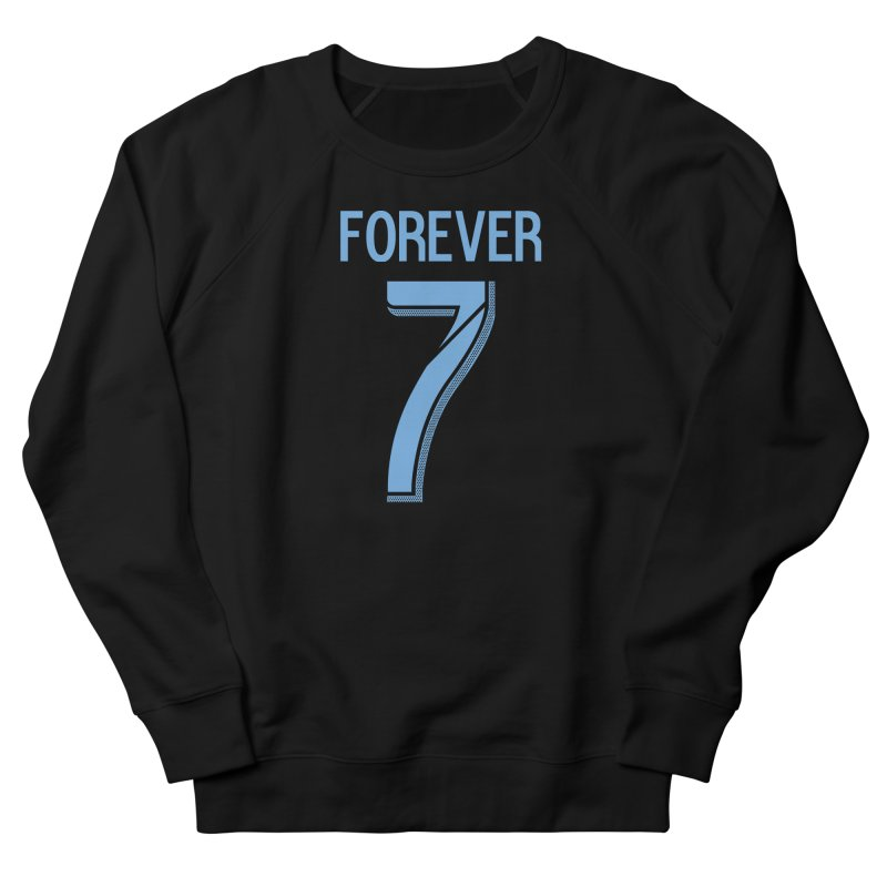 FOREVER SEVEN COLLECTION- SECONDARY 1 Women's French Terry Sweatshirt by THE DUDES IN BLUE SHOP