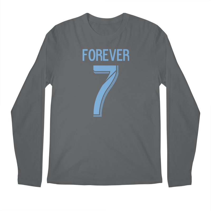 FOREVER SEVEN COLLECTION- SECONDARY 3 Men's Regular Longsleeve T-Shirt by THE DUDES IN BLUE SHOP