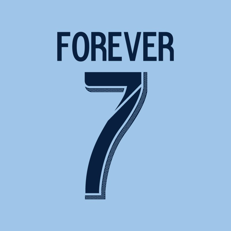 FOREVER SEVEN COLLECTION- PRIMARY   by THE DUDES IN BLUE SHOP