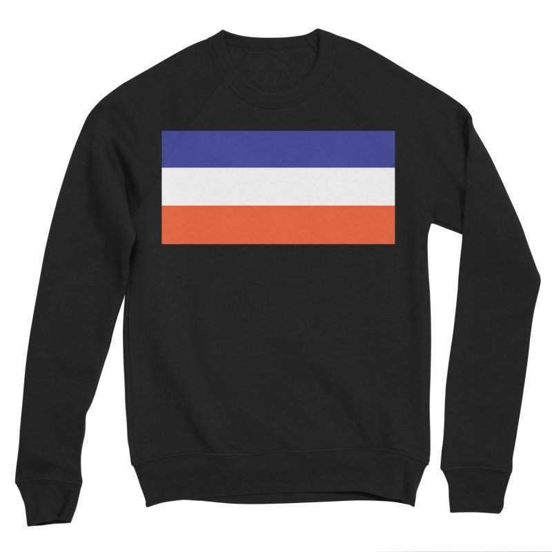 FOREVER SEVEN COLLECTION- THE ARMBAND Men's Sponge Fleece Sweatshirt by THE DUDES IN BLUE SHOP