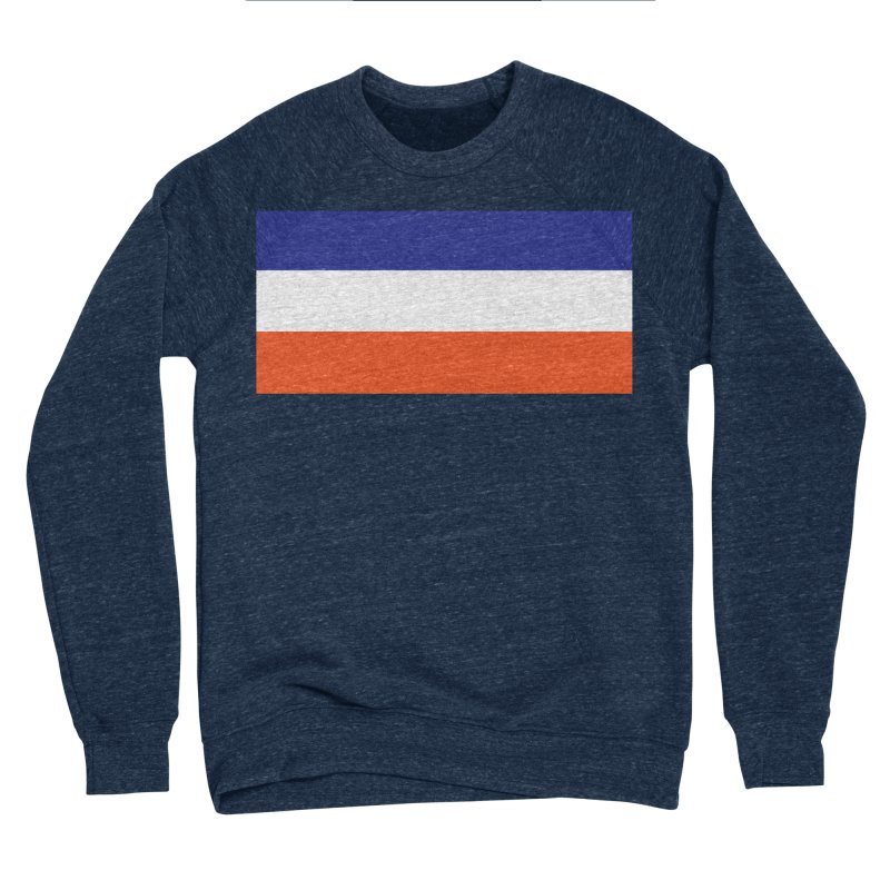 FOREVER SEVEN COLLECTION- THE ARMBAND Women's Sponge Fleece Sweatshirt by THE DUDES IN BLUE SHOP