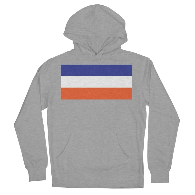 FOREVER SEVEN COLLECTION- THE ARMBAND Women's French Terry Pullover Hoody by THE DUDES IN BLUE SHOP