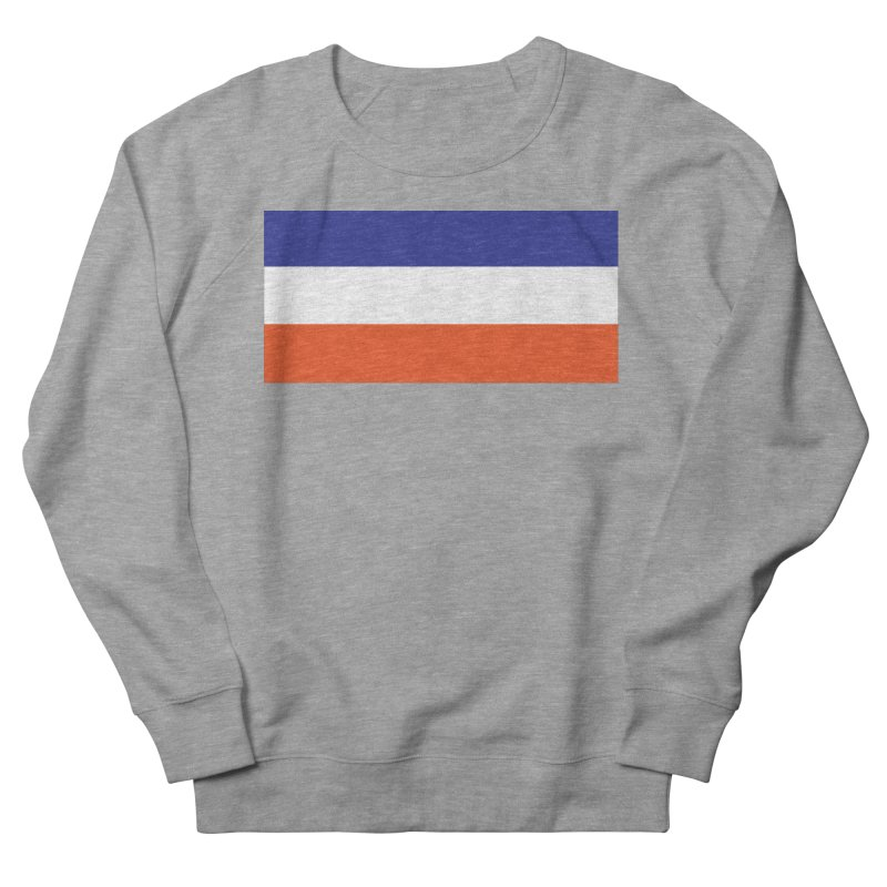 FOREVER SEVEN COLLECTION- THE ARMBAND Women's French Terry Sweatshirt by THE DUDES IN BLUE SHOP