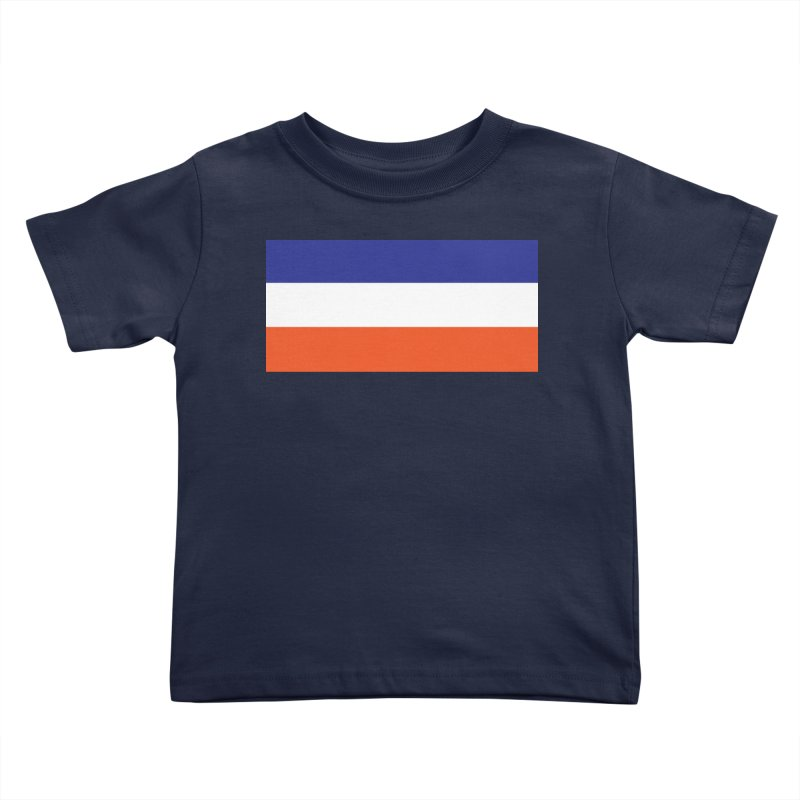 FOREVER SEVEN COLLECTION- THE ARMBAND Kids Toddler T-Shirt by THE DUDES IN BLUE SHOP