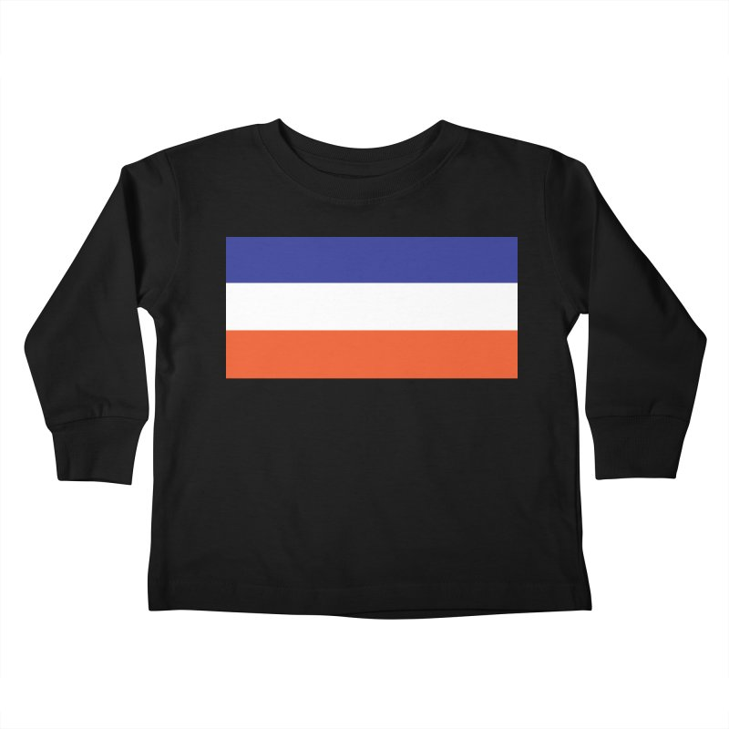 FOREVER SEVEN COLLECTION- THE ARMBAND Kids Toddler Longsleeve T-Shirt by THE DUDES IN BLUE SHOP