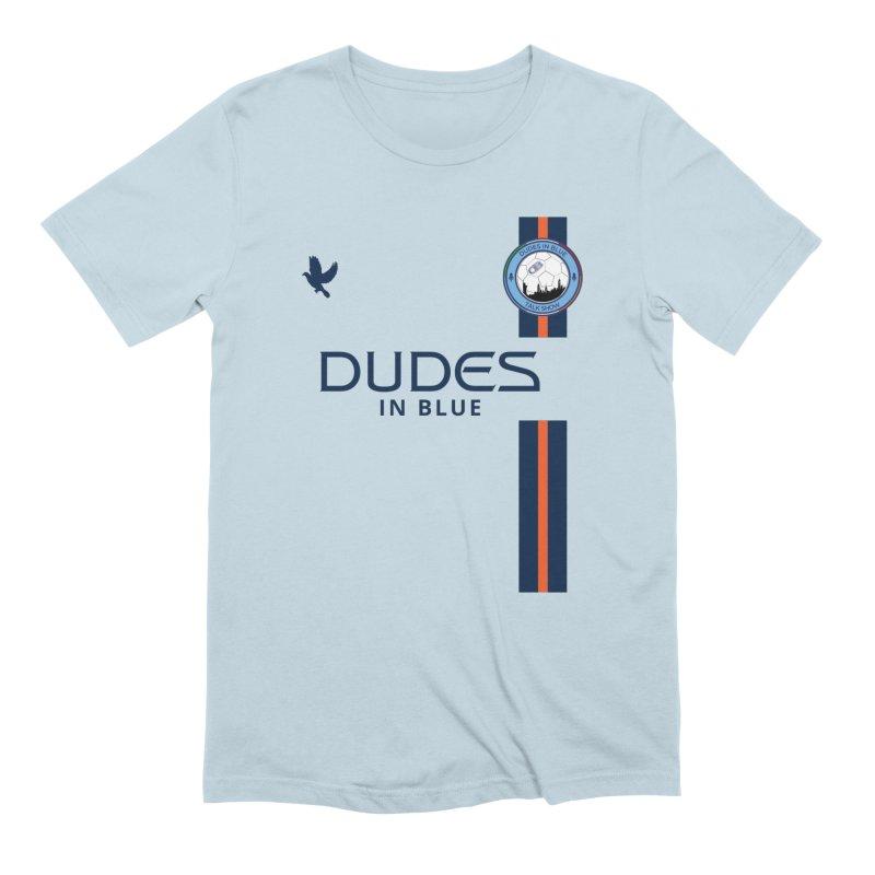 2019 DIB Home Kit Men's T-Shirt by THE DUDES IN BLUE SHOP
