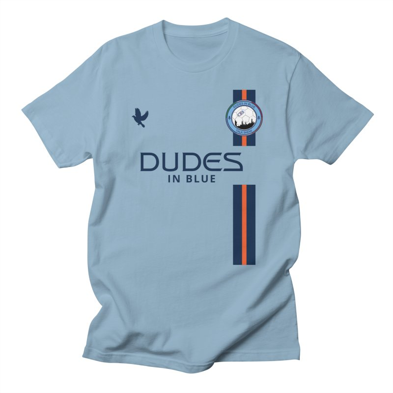 2019 DIB Home Kit Men's T-Shirt by THE DUDES IN BLUE SHOP