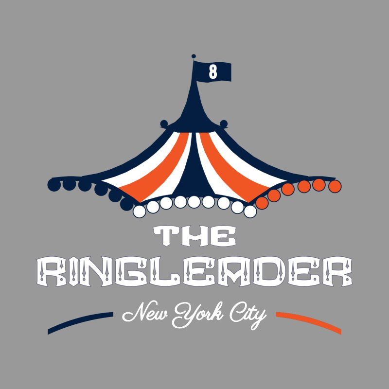 The Ringleader Men's T-Shirt by THE DUDES IN BLUE SHOP