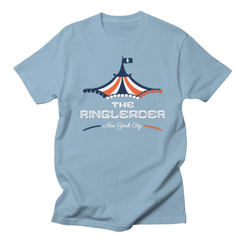 The Ringleader Men's Regular T-Shirt by THE DUDES IN BLUE SHOP