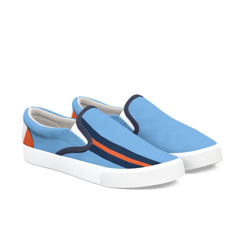 2019 Home Kicks Women's Slip-On Shoes by THE DUDES IN BLUE SHOP