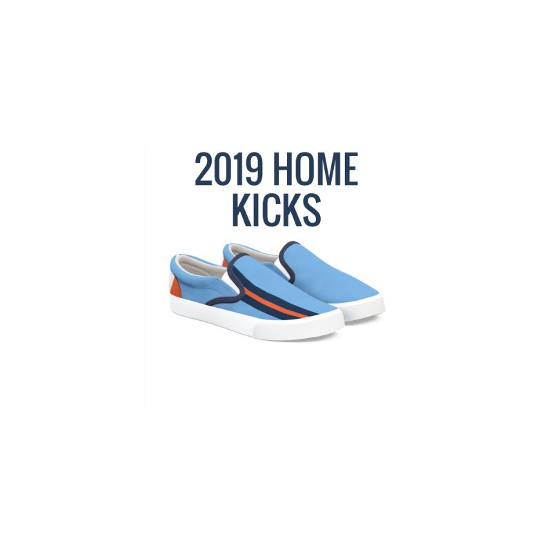 2019 Home Kicks Women's Shoes by THE DUDES IN BLUE SHOP