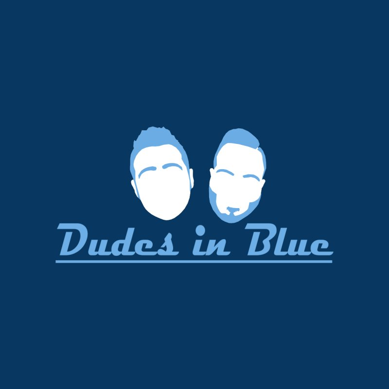 The Dudes! Men's T-Shirt by THE DUDES IN BLUE SHOP