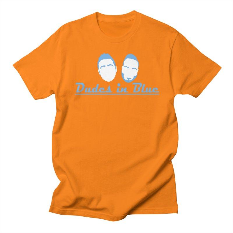 The Dudes! Men's T-Shirt by THE DUDES IN BLUE SHOP
