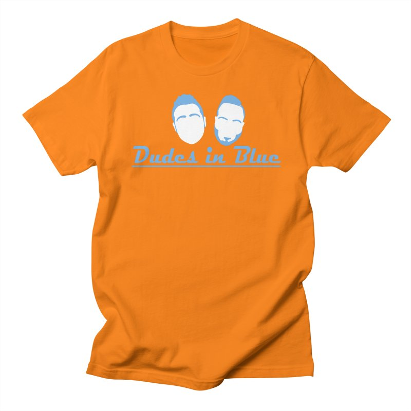 The Dudes! Women's Regular Unisex T-Shirt by THE DUDES IN BLUE SHOP