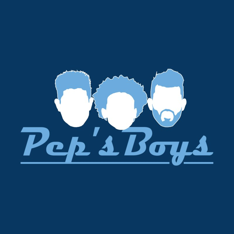 Pep's Boys Accessories Sticker by THE DUDES IN BLUE SHOP
