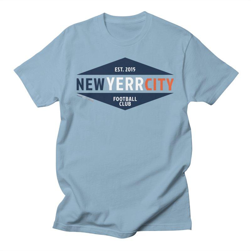 YERRRRRR! Men's T-Shirt by THE DUDES IN BLUE SHOP