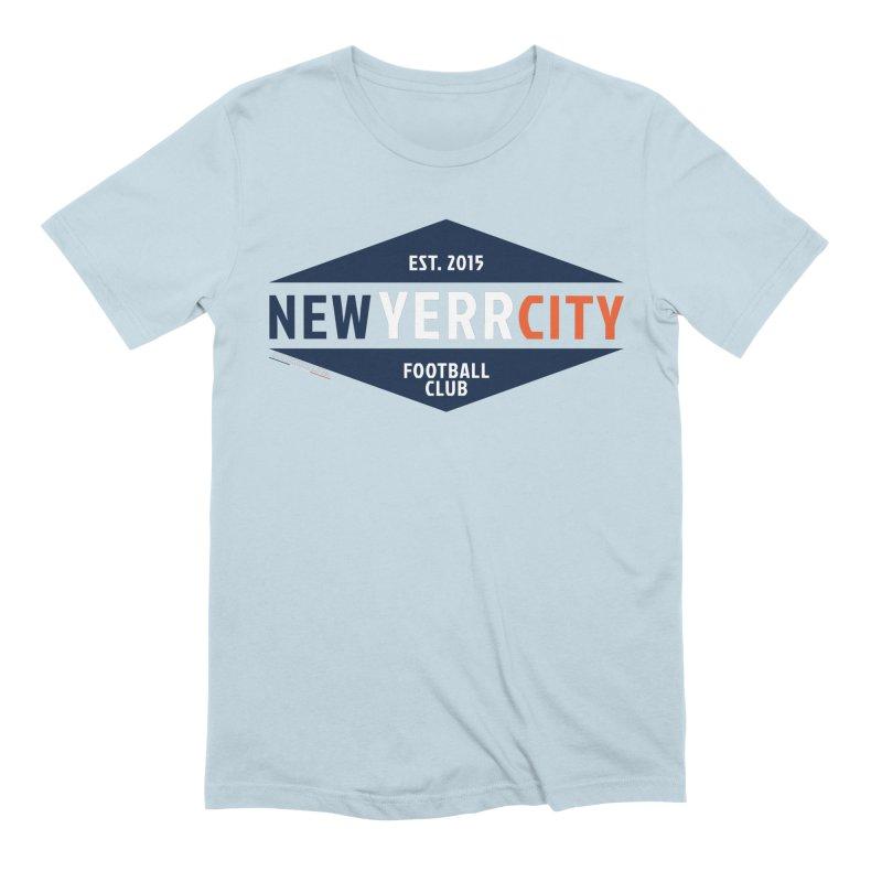 YERRRRRR! Men's Extra Soft T-Shirt by THE DUDES IN BLUE SHOP