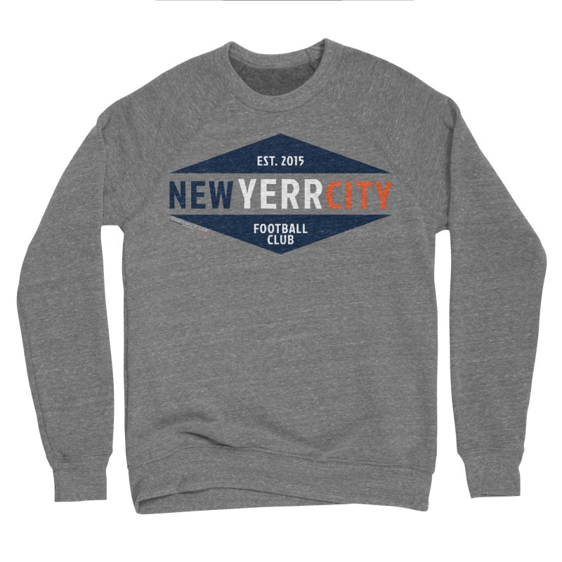 YERRRRRR! Men's Sponge Fleece Sweatshirt by THE DUDES IN BLUE SHOP