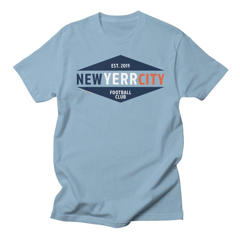 YERRRRRR! Men's Regular T-Shirt by THE DUDES IN BLUE SHOP