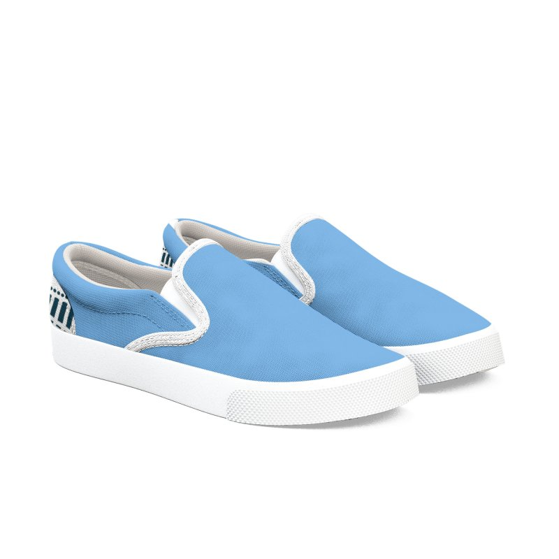 City Kicks Women's Slip-On Shoes by THE DUDES IN BLUE SHOP