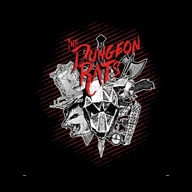 Long Live The Rats   by The Dungeon Rat's Shop