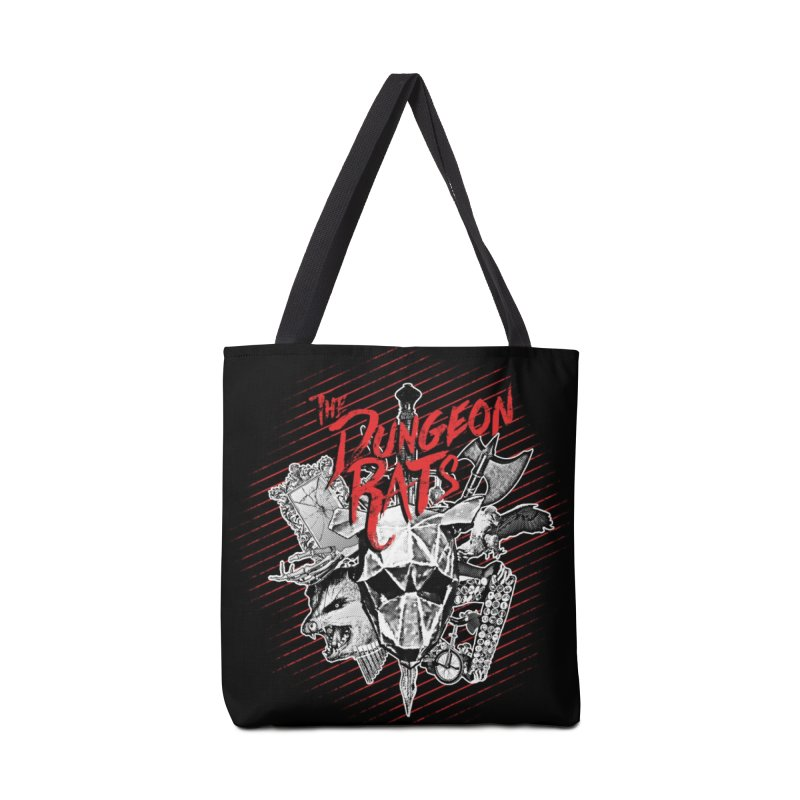 Long Live The Rats Accessories Bag by The Dungeon Rat's Shop