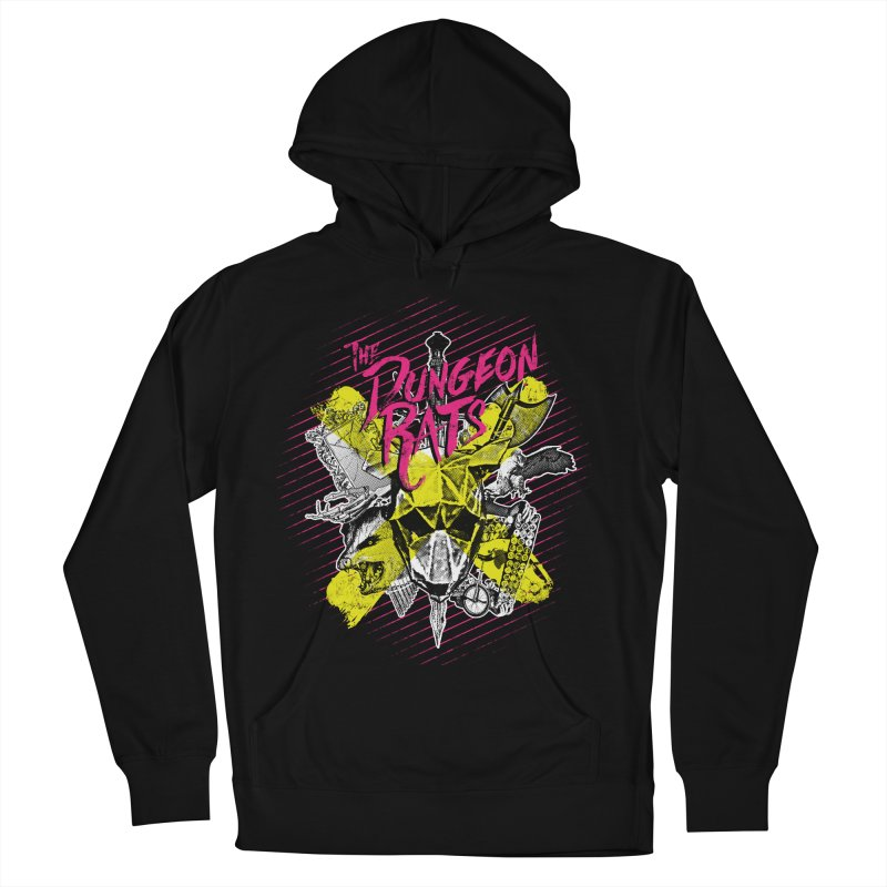 Death To All Rats Women's French Terry Pullover Hoody by The Dungeon Rat's Shop