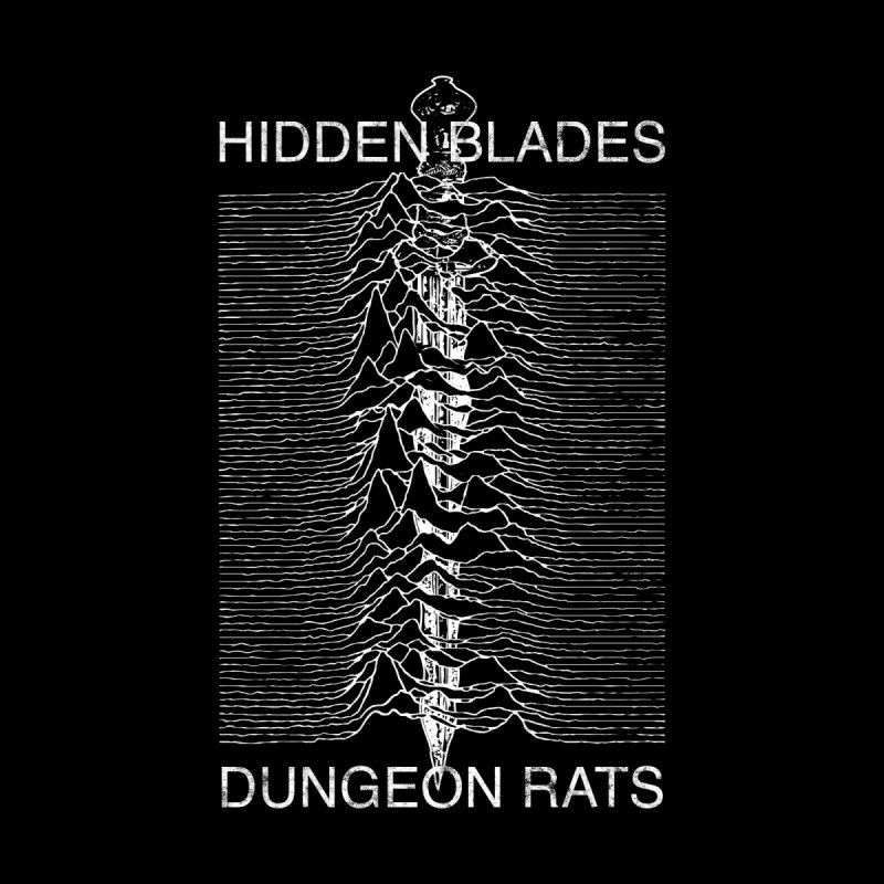 Hidden Blades Women's T-Shirt by The Dungeon Rat's Shop