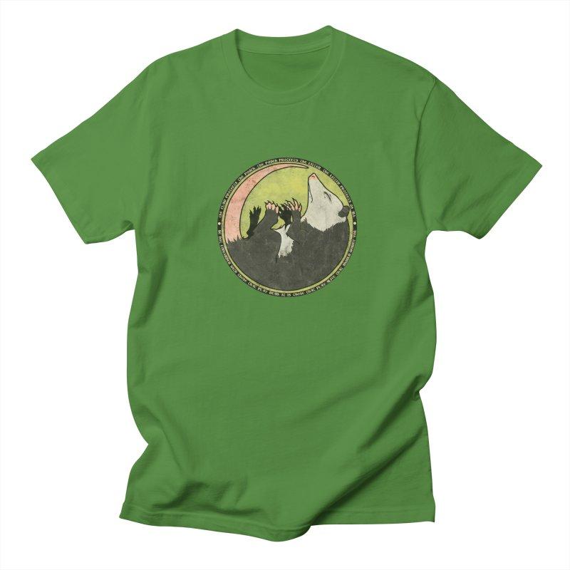 The Holy Possum Symbol Women's Regular Unisex T-Shirt by The Dungeon Rat's Shop