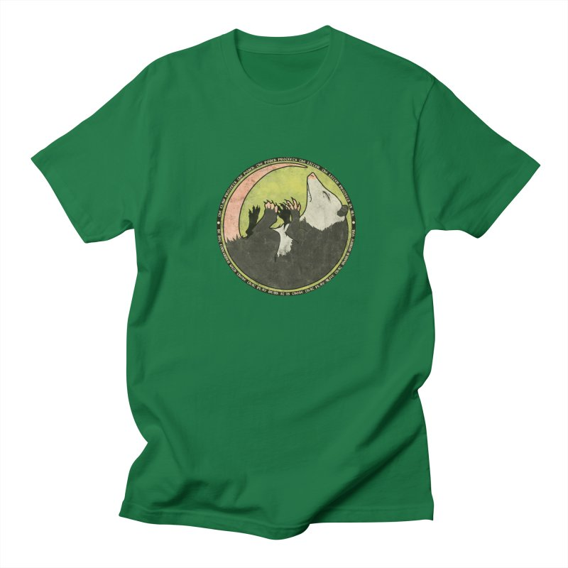 The Holy Possum Symbol Men's Regular T-Shirt by The Dungeon Rat's Shop