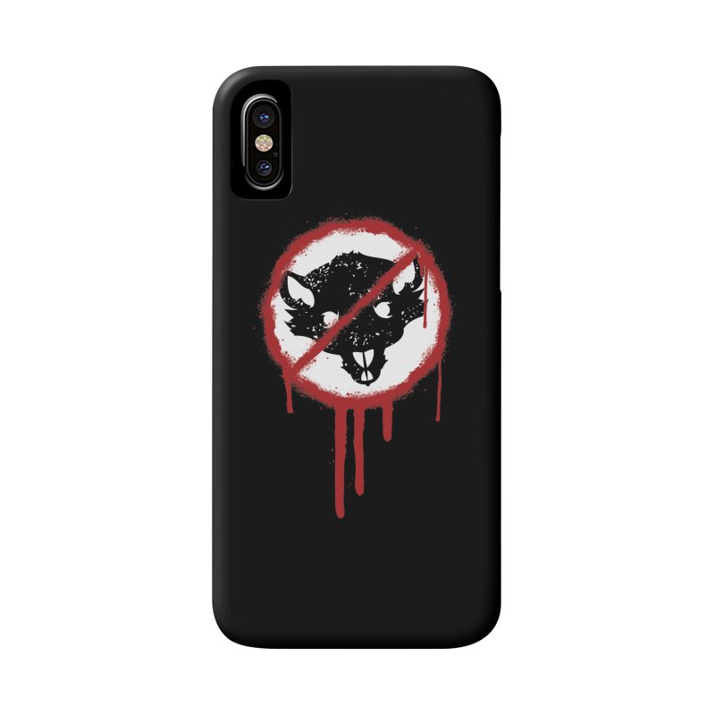 Court of Crown Graffiti Accessories Phone Case by The Dungeon Rat's Shop