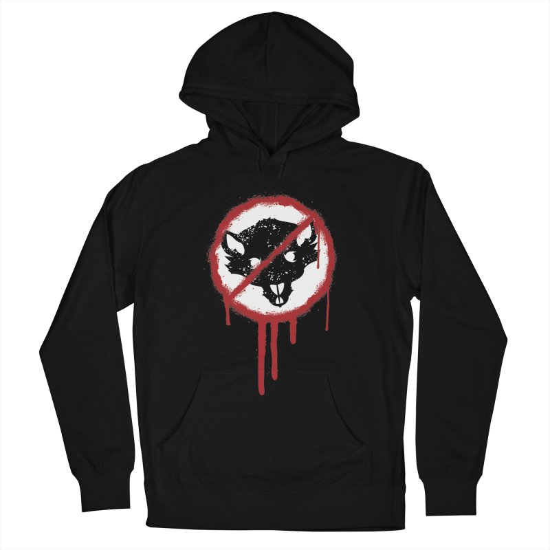Court of Crown Graffiti Men's French Terry Pullover Hoody by The Dungeon Rat's Shop