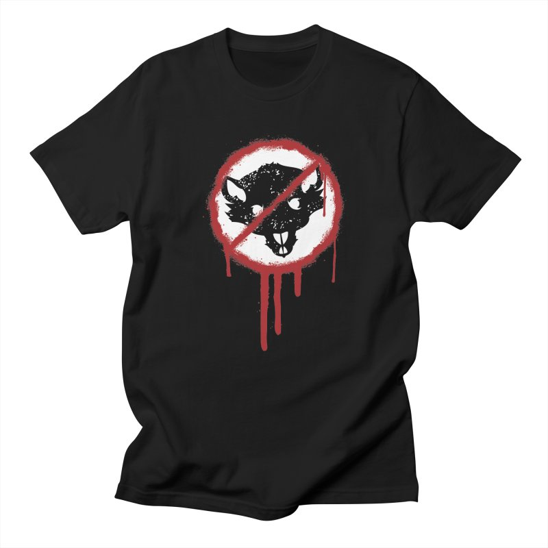 Court of Crown Graffiti Women's Regular Unisex T-Shirt by The Dungeon Rat's Shop