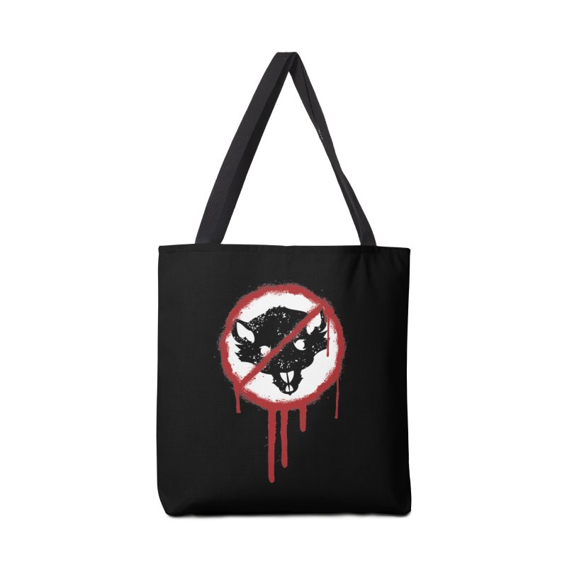 Court of Crown Graffiti Accessories Bag by The Dungeon Rat's Shop