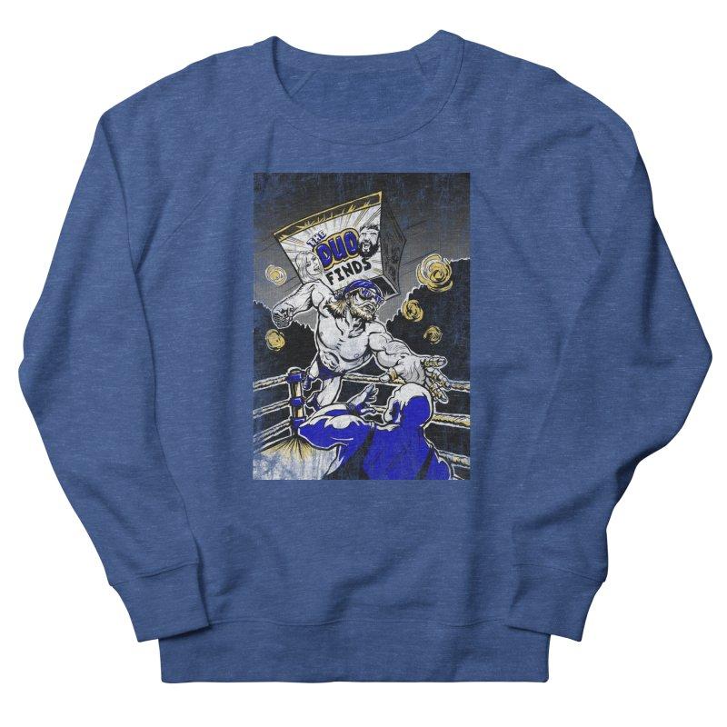 The Duo Finds Wrestler Men's Sweatshirt by The Duo Find's Artist Shop