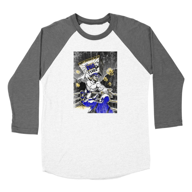 The Duo Finds Wrestler Women's Longsleeve T-Shirt by The Duo Find's Artist Shop