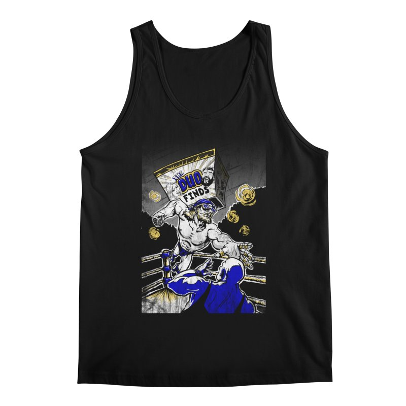 The Duo Finds Wrestler Men's Regular Tank by The Duo Find's Artist Shop