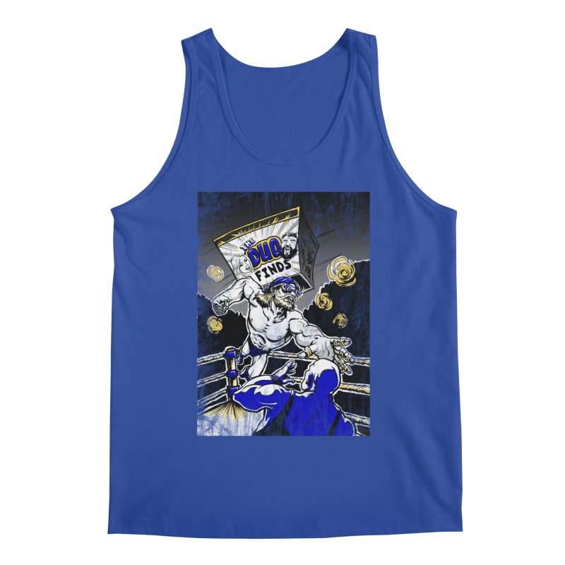 The Duo Finds Wrestler Men's Tank by The Duo Find's Artist Shop