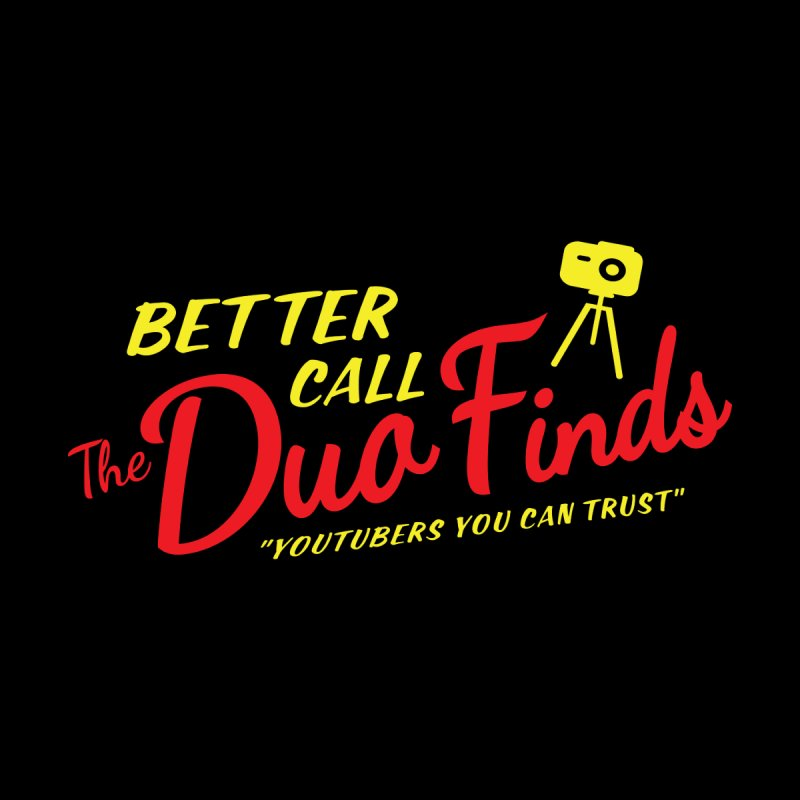 Better Call The Duo Finds - Better Call Saul Spoof Men's T-Shirt by The Duo Find's Artist Shop