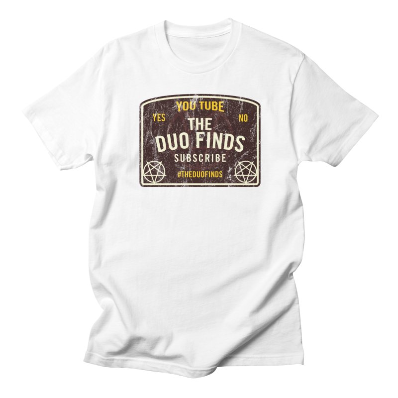 The Duo Finds Ouija Board Men's Regular T-Shirt by The Duo Find's Artist Shop