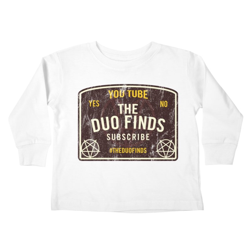 Kids None by The Duo Find's Artist Shop
